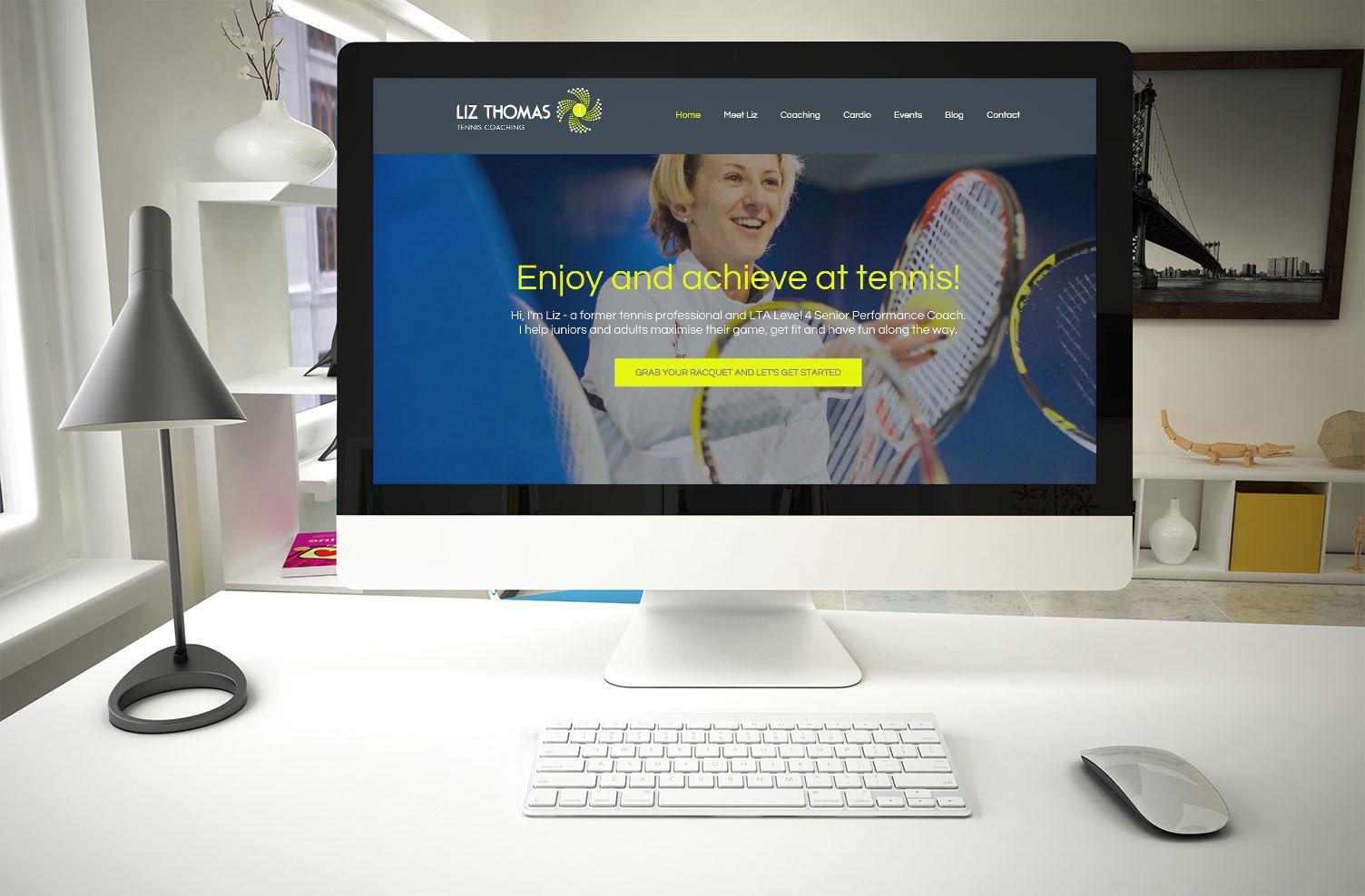 Liz Thomas website