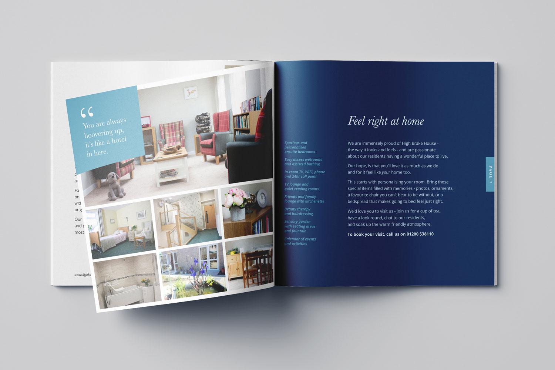 HBH Care Home Brochure Inner